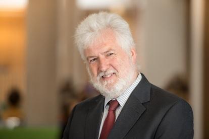 Professor Duncan Lawson MBE